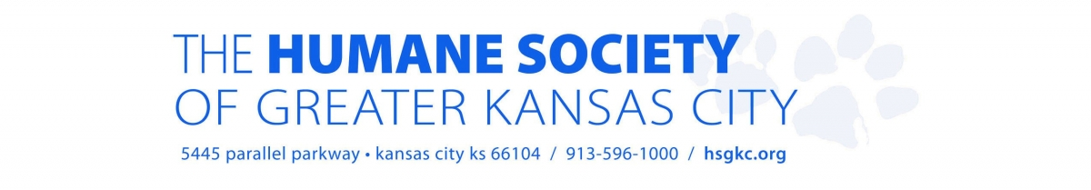 The Humane Society of Greater Kansas City