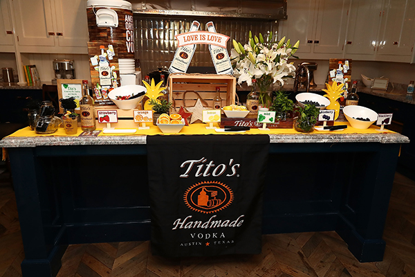 Love is Love Titos display
